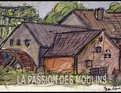 La Passion des Moulins, un Film de Guy DE RANTER en collaboration avec Jacky Adam